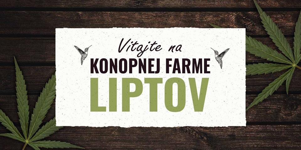 Konopná Farma Liptov
