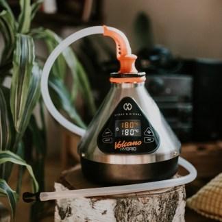 Volcano Hybrid - stacionárny vaporizér