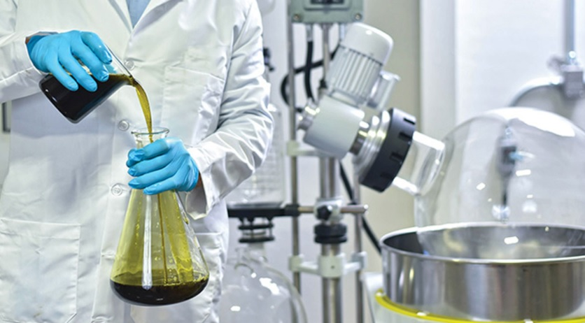 Výroba CBD olej