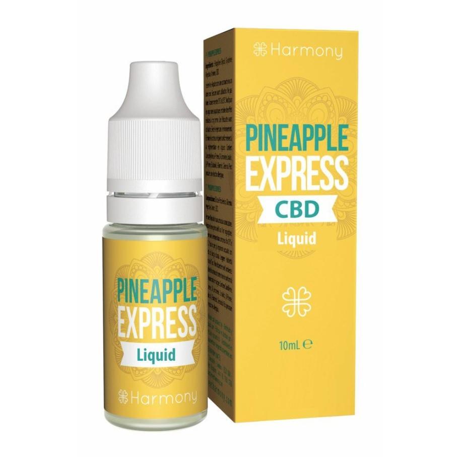 CBD e-liquid Harmony, Pineapple Express, 10ml