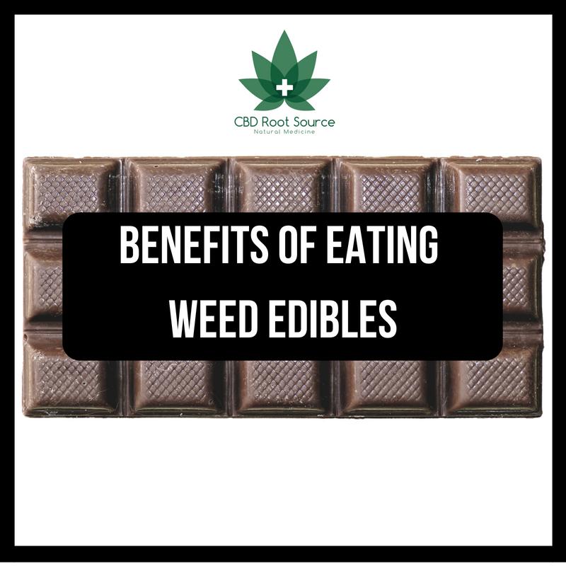 Weed Edibles vs  Smoking or Vaping Marijuana - CBD Root Source