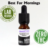 500mg CBD Just CBD Oil – Sativa is Energizing NO THC Great for combating Anxiety, Pain, and Inflammation Sublingual Drops – Isolate