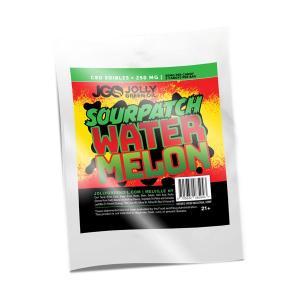 JGO Gummies - Sourpatch Watermelon 250mg