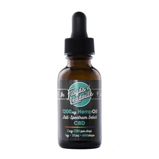 Floyd's of Leadville CBD Full Spectrum Tincture 1,200mg