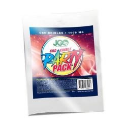 JGO Party Pack Gummies 1,000mg