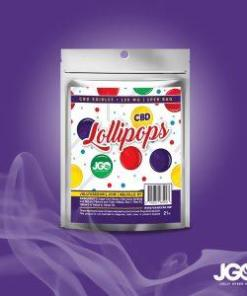 JGO CBD Lollipops - Assorted Flavors 150mg