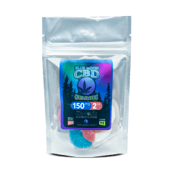Blue Moon Hemp CBD Gummies w/Melatonin – 150mg/2oz