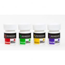 Rx Remedies CBD Tablets - 30mg each/30ct