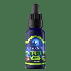 Pure – CBD Quarter Moon Vape Juice 125mg-1000mg