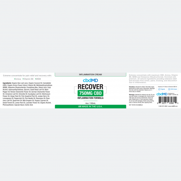 recover tub 750 5