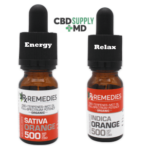 2 bottle cbd orange 2