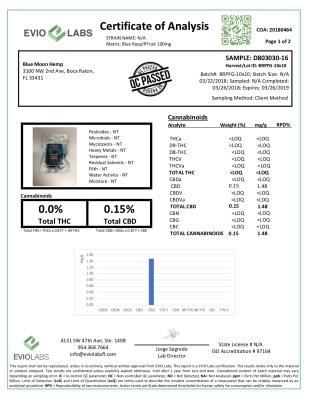 Edibles 100mg Page 1
