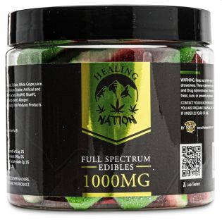 healing nation cbd gummies full spectrum