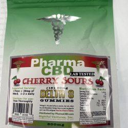 Delta-8 THC Cherry Sours