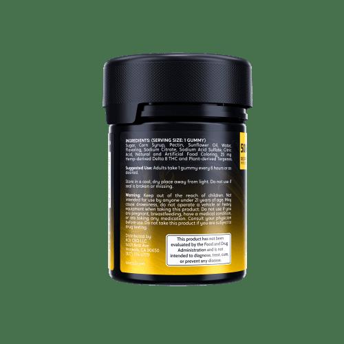 Koi Delta8 Gummies Mango 03