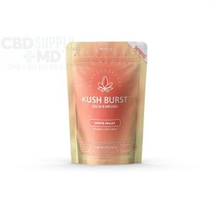 Delta 8 THC Gummies Kush Burst White Peach 500mg