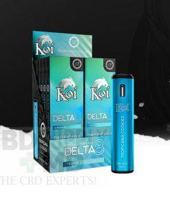 Koi Delta 8 Tropicana Cookies Disposable Vape