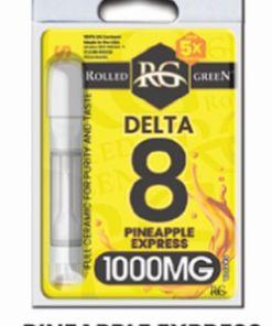 Delta 8 Cartridge 1000mg Pineapple Express