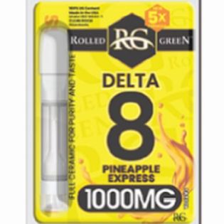 Delta 8 Cartridge 1000mg Pineapple Express