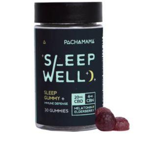 sleep well gummies
