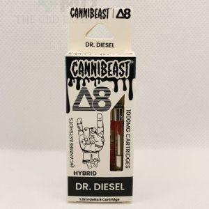 delta 8 dr diesel