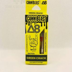 delta 8 green crack