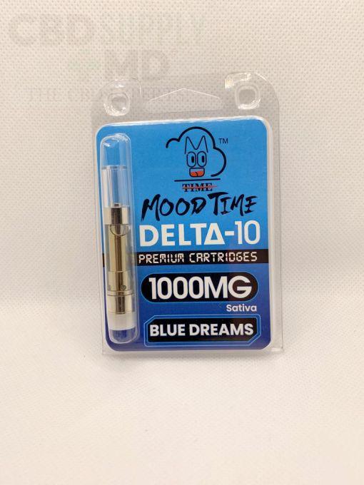 blue dreams d10