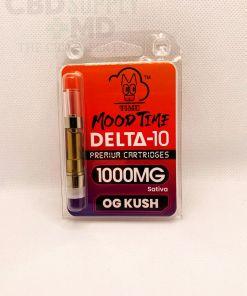 Delta-10 Vape Cart OG Kush