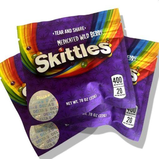 skittles berry