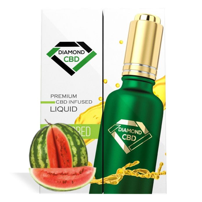 Diamond's Watermelon flavored CBD Oil