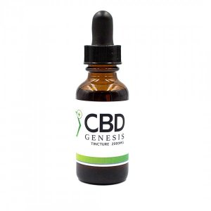 Genesis CBD Oil 2000mg