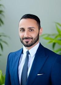 Avicanna CEO, Araz Azadian