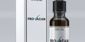 Buy 2 of Provacan CBD oils and get a third one for free!