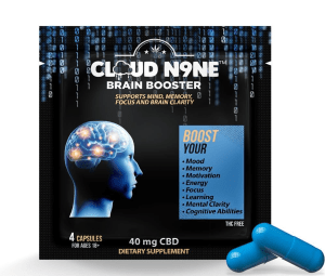 Cloud N9ne Brain Booster