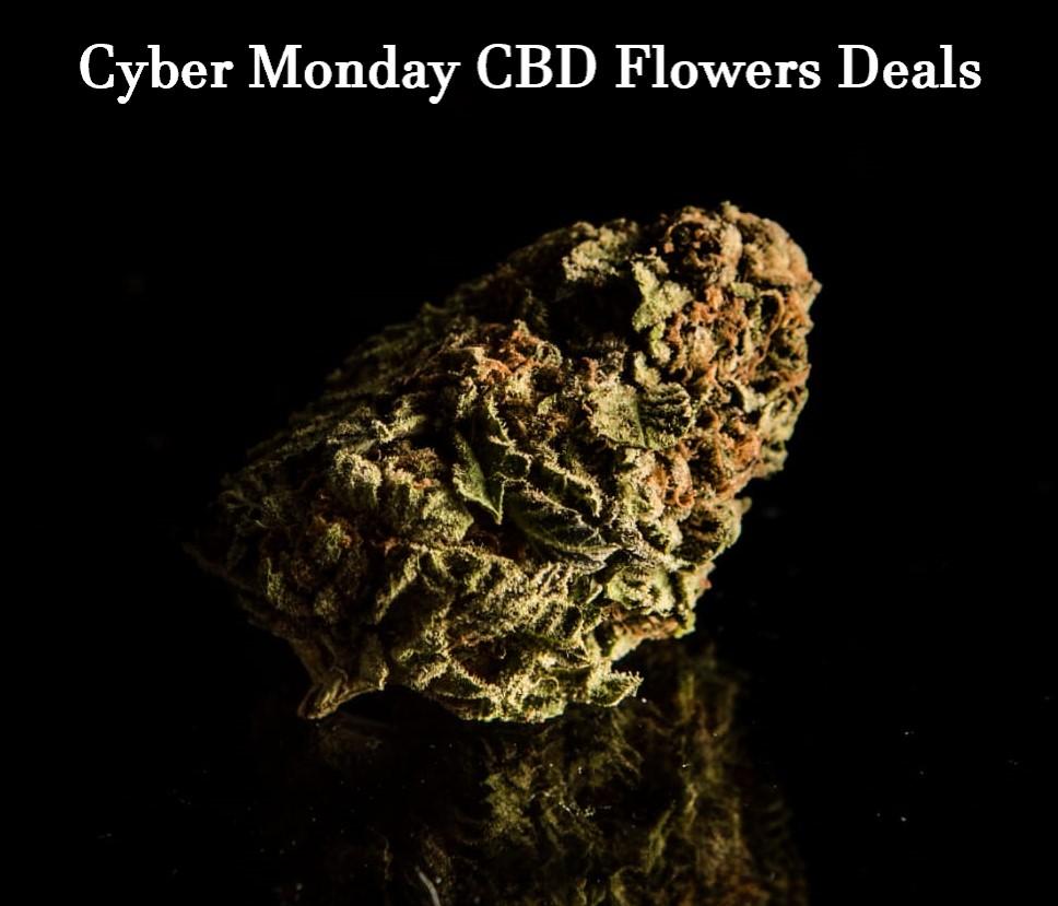 Cyber Monday CBD Flowers Deals