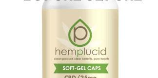 hemplucid softgels black friday
