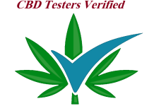 Look for 'CBD Testers Verified' and avoid from buying fake CBD products.