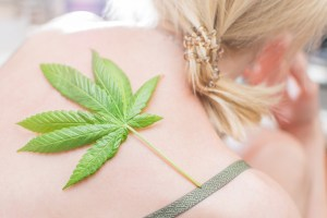 Hemp oil can do wonders for the hair and skin