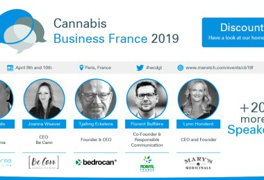 Cannabis Business France 2019
