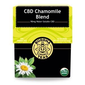 Buddha Tea CBD mg retailer
