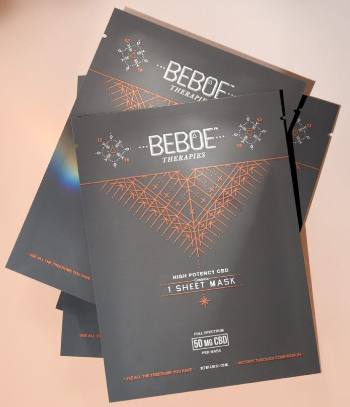 Beboe-mask-package-CBD-CBDToday