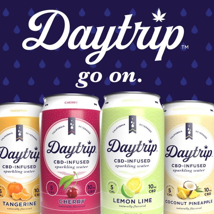 Daytrip Beverages-CBD products-CBDToday