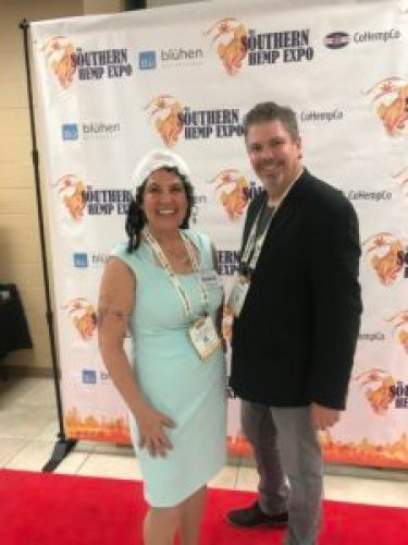 Southern Hemp Expo 2019-Joy Beckerman-Morris Beegle-CBD-CBDToday
