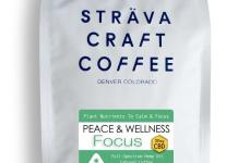 Strava Craft Coffee-Peace Wellness FOCUS-CBD products-CBDToday