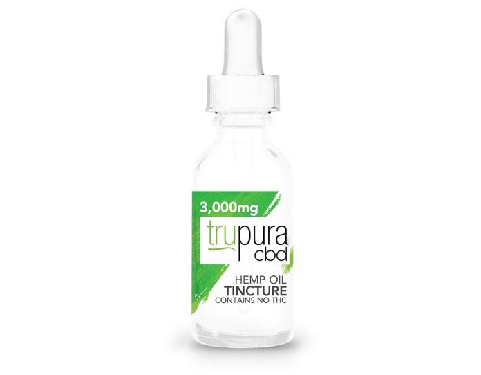 trupura-CBD Product-Hemp Oil-CBDToday