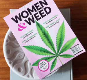 Women & Weed magazine Indigo and Haze CBD Today