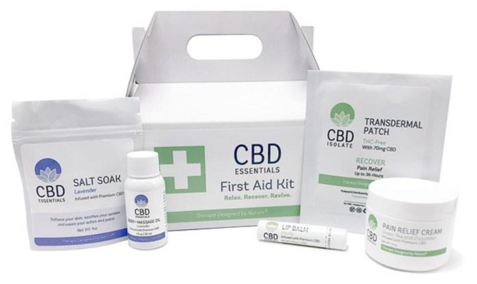 Cannaisseur CBD Essentials First Aid Kit Deluxe-CBD products-CBDToday