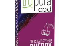 Trupura-Chocolate black cherry-cbd products-CBDToday