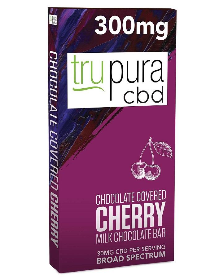Trupura-Chocolate black cherry-cbd products-CBDToday