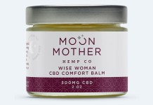 Moon Mother Wise Woman Comfort Balm-CBD product-CBDToday